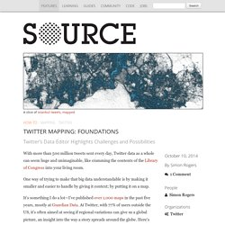 Twitter Mapping: Foundations