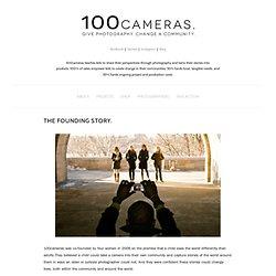 the founding story — 100CAMERAS.