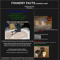 Foundry Facts