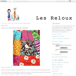 four in love with hannah (dress) - Les Reloux