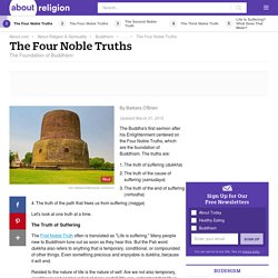 Four Noble Truths of Buddhism (What Are They?)