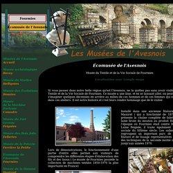 Fourmies : Écomusée de l'Avesnois. Musée du textile et de la vie sociale de la région Fourmies-Trélon.