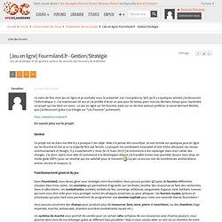 [Jeu en ligne] Fourmiland.fr - Gestion/Stratégie