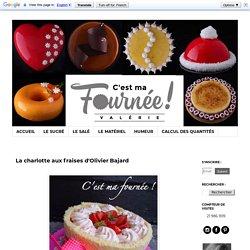 La charlotte aux fraises d'Olivier Bajard