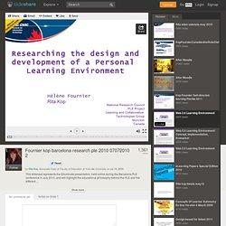 Fournier kop barcelona research ple 2010 07072010 2