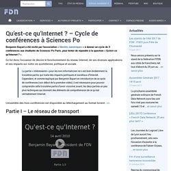 FDN - Fournisseur d'Accès à Internet associatif depuis 1992