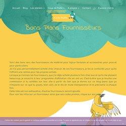 Tes Bons Plans Fournisseurs de matériel pour bijoux et accessoires - Les Pies Bavardes