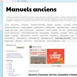 Manuels anciens: Deverre, Fournols, Verrier, Connaître l'histoire CM livret 2 (1990)