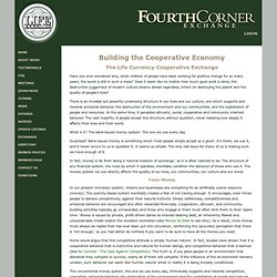 Fourth Corner Exchange Inc - Brief Introduction