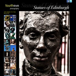 FourthEye Photography - Statues of Edinburgh