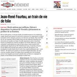 Jean-René Fourtou, un train de vie de folie