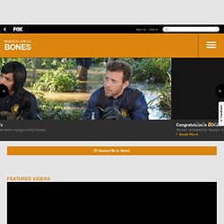 Bones TV Show - Bones TV Series - Bones Episode Guide