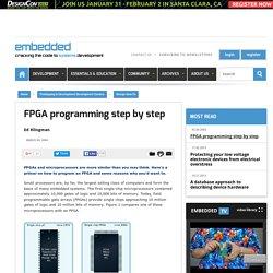FPGA programming step by step