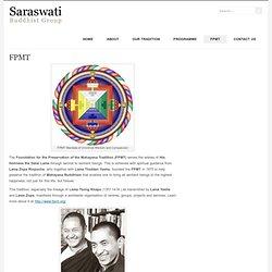 FPMT – Saraswati