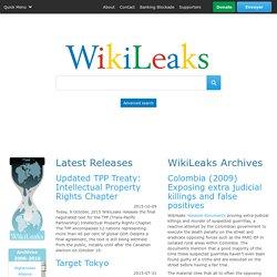 WikiLeaks - fr