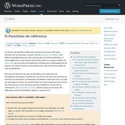 fr:Fonctions de référence