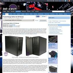 Fractal Design Define XL R2 Review