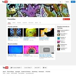 FractalSex's Channel‬‏