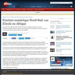 Fracture numérique Nord-Sud: cas d'école en Afrique - ZDNet