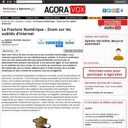 La Fracture Numérique : Zoom sur les oubliés d'internet
