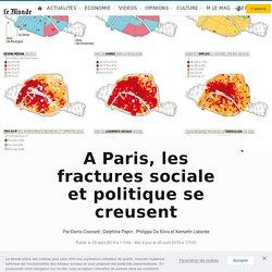 A Paris, les fractures sociale et politique se creusent