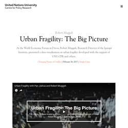 Urban Fragility: The Big Picture - United Nations University Centre for Policy Research