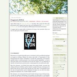 Fragments d'IFLA