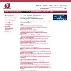 Frågor och svar om EU:s dataskyddsreform