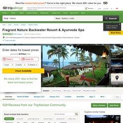 Fragrant Nature Backwater Resort & Ayurveda Spa (Kollam, India) - UPDATED 2016 Reviews - TripAdvisor
