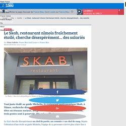Le Skab, restaurant nîmois fraîchement étoilé, cherche désespérément... des salariés