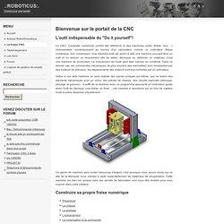 Fraise CNC: Portail