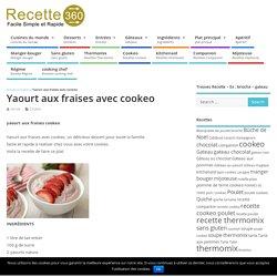 yaourt aux fraises cookeo