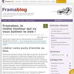 Framabee, le (méta-)moteur qui va vous butiner le web