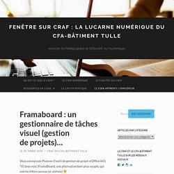 Gestion de projets / Gantt - Framaboard