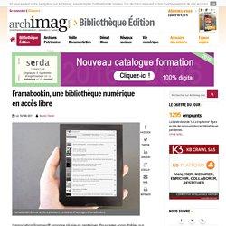 Framabookin, une bibliothèque numérique en accès libre