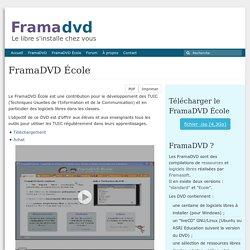 FramaDVD École
