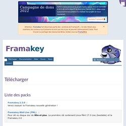 Pack => Framakey-Ubuntu