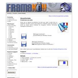 Framakey : Portables => Dicom Portable