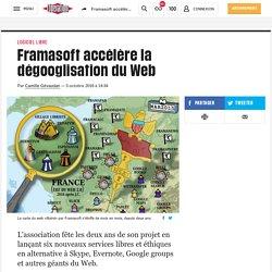(20+) Framasoft accélère la dégooglisation du Web