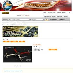 DJI 450 Frame [DJIF450] - $31.00 : FOXTECH FPV SYSTEM