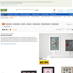 Frames & pictures - Wall frames & Photo frames