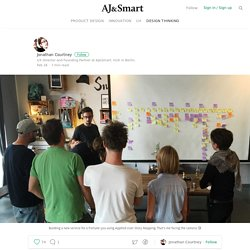 The Framework for Brainstorming Anything — AJ&Smart Stories