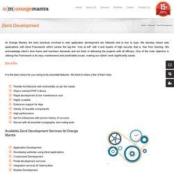 Zend Framework and Module Development Services, London, UK