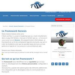 Choisir le Framework Genesis de StudioPress pour vos thèmes WordPress