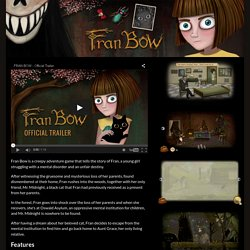 Fran Bow - Official demo by Killmonday Games