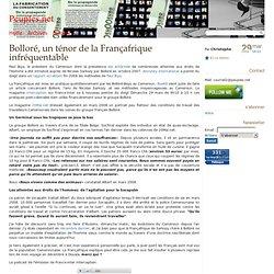 1 ténor de la Françafrique 2009