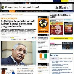 A Abidjan, les révélations de Robert Bourgi n'étonnent pas grand monde