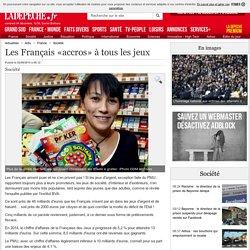 Les Français «accros» à tous les jeux - 02/08/2015 - ladepeche.fr