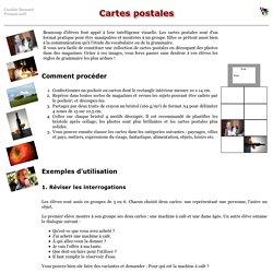 Français actif : Cartes postales
