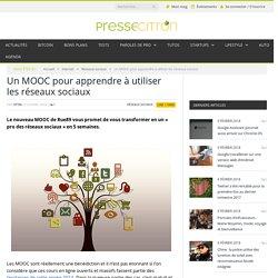 Un MOOC français pour apprendre les réseaux sociaux